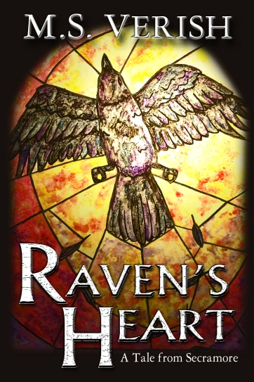 Raven's Heart Cover Best copy